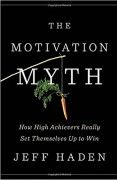 book covers the motivation myth