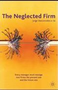 book covers the neglected firm