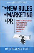 book covers the new rules of marketing and pr