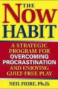book covers the now habit