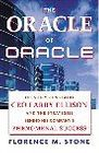 book covers the oracle of oracle