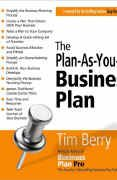 book covers the plan as you go business plan