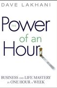 book covers the power of an hour