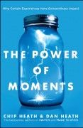 book covers the power of moments