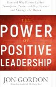 book covers the power of positive leadership