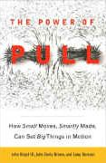 book covers the power of pull