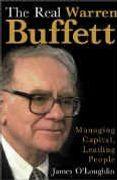 book covers the real warren buffett