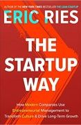 book covers the startup way