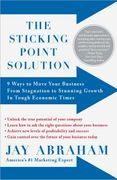 book covers the sticking point solution