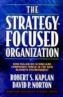 book covers the strategy focused organization