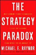 book covers the strategy paradox