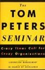 book covers the tom peters seminar