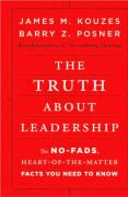 book covers the truth about leadership