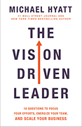 book covers the vision driven leader