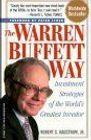 book covers the warren buffett way