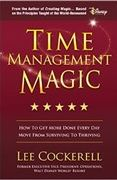 book covers time management from the inside out