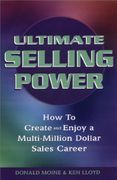 book covers ultimate selling power