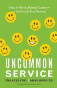 book covers uncommon service