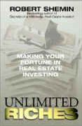 book covers unlimited riches