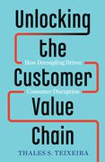 book covers unlocking the customer value chain