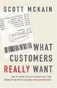 book covers what customers really want