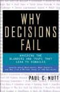 book covers why decisions fail