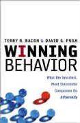 book covers winning behavior