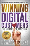 book covers winning digital customers