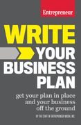 book covers write your business plan