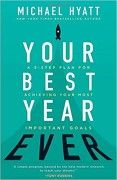 book covers your best year ever