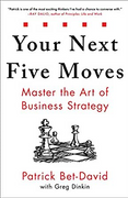 book covers your next five moves
