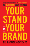 book covers your stand is your brand
