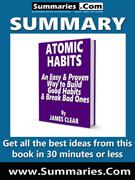 summary covers atomic habits