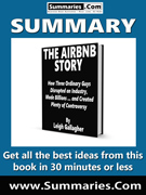 summary covers the airbnb story